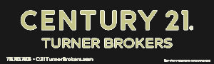 CLN Sponsor - Century 21,Turner Brokers