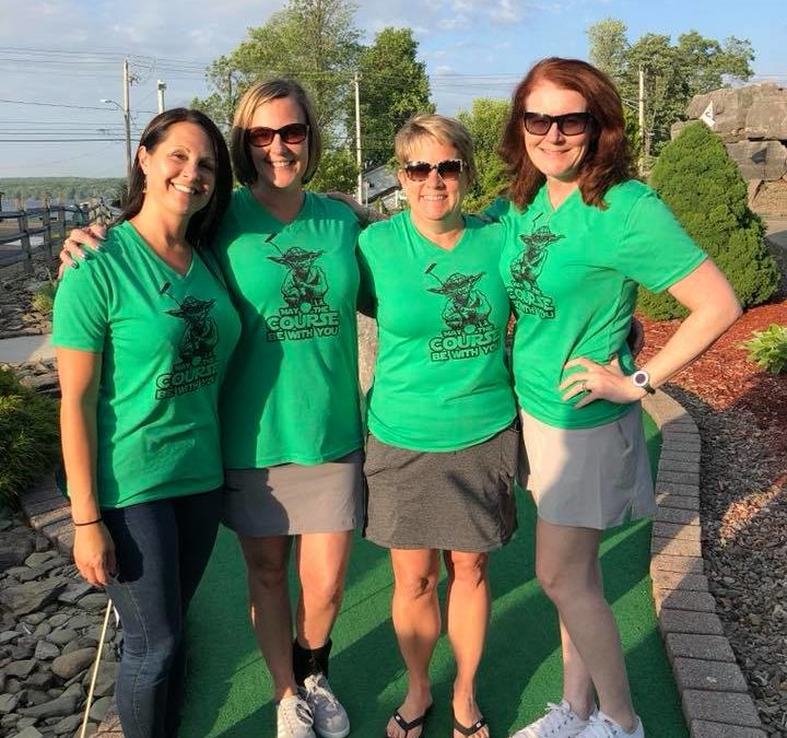 2nd Annual CLN Mini Golf Tournament