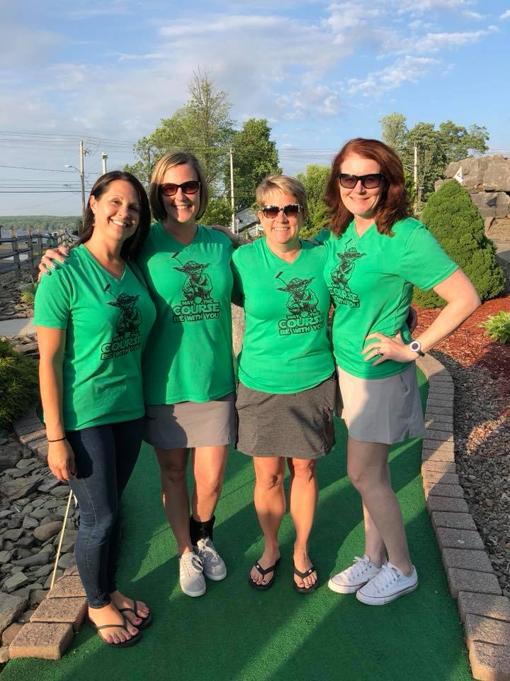 CLN Mini Golf Tournament 2018
